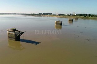El Río Paraná volvió a descender en Santa Fe
