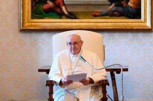 """El papa Francisco expresó que el derecho a la propiedad privada no es """"absoluto"""" -"""