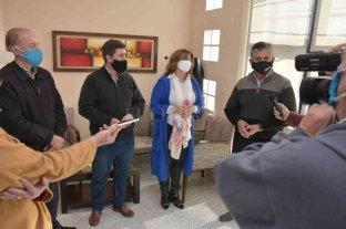 Pilar: construirán consultorios externos para el Hospital Geriátrico José Vionnet