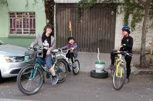 """""""Dar mayor espacio para caminar y andar en bicicleta es un buen negocio"""""""
