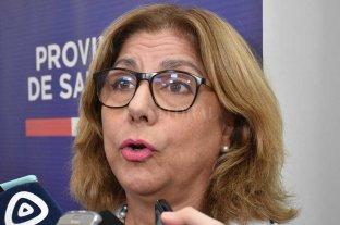 Sonia Martorano es la nueva ministra de Salud de la provincia