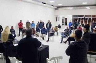 Michlig participó en Ceres de una multitudinaria asamblea contra medidas arbitrarias de Santiago del Estero