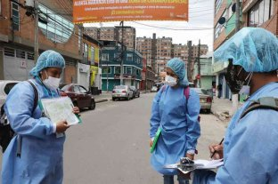 Colombia registró un récord de 11.470 casos diarios por coronavirus