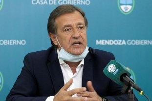 Una encuesta arrojó que Rodolfo Suarez es el gobernador que más amplió su imagen positiva en el país