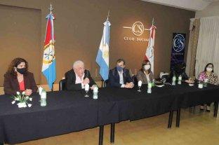 Vera: firmaron convenios para refuerzo alimentario y promoción de derechos