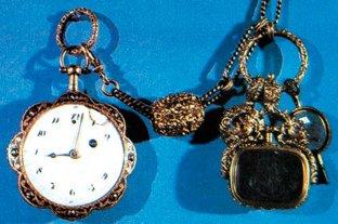 La historia del robo del reloj de Belgrano