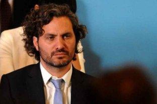 Santiago Cafiero repudió el ataque a un móvil periodístico durante el banderazo en Capital Federal
