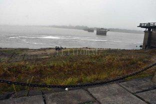 El Río Paraná mostró un leve repunte durante el fin de semana