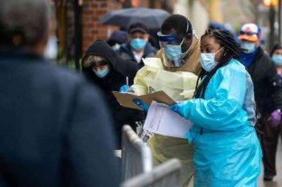 Estados Unidos registró otra jornada récord con más 65.000 contagios
