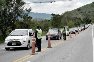 Jujuy: se registraron 1.130 sanciones por violar el aislamiento obligatorio
