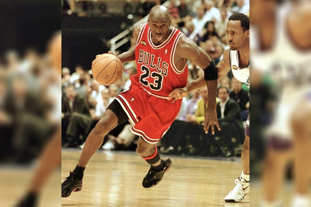 """Estas últimas semanas se ha hablado mucho de Michael Jordan por el estreno de """"El último baile"""", una """"docuserie"""" de Netflix y ESPN que aprovecha su último año como jugador de los Bulls Crédito: Archivo"""