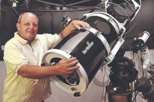 La supernova que registró Víctor Buso se hace libro