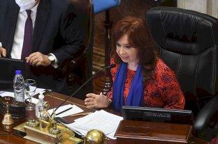 Cristina Kirchner convocó a sesión especial del Senado para debatir la creación de la Bicameral de Vicentin