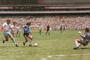 """Enrique: """"No había forma de pararlo a Maradona"""""""