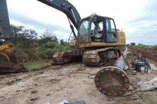 Calvo reclamó que se reactive la obra del Gasoducto Regional Centro II