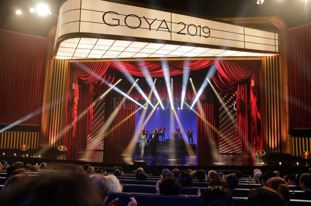 Crédito: Premios Goya