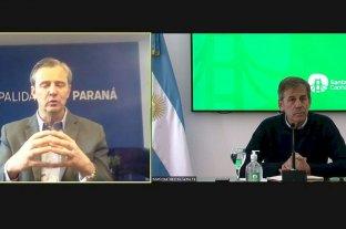 Empleados municipales que residen en Paraná no ingresarán a la ciudad