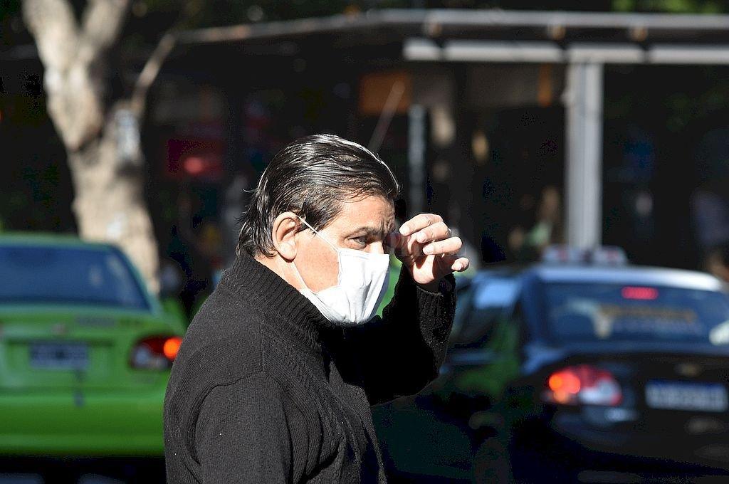 Desde el 16 de junio los contagios fueron aumentando con un promedio de 11,7 por día. Crédito: Guillermo Di Salvatore