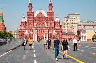 Rusia superó la barrera de los 900.000 casos de Covid-19