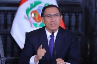 Perú: la justicia avaló el juicio de destitución contra el presidente Martín Vizcarra -  -