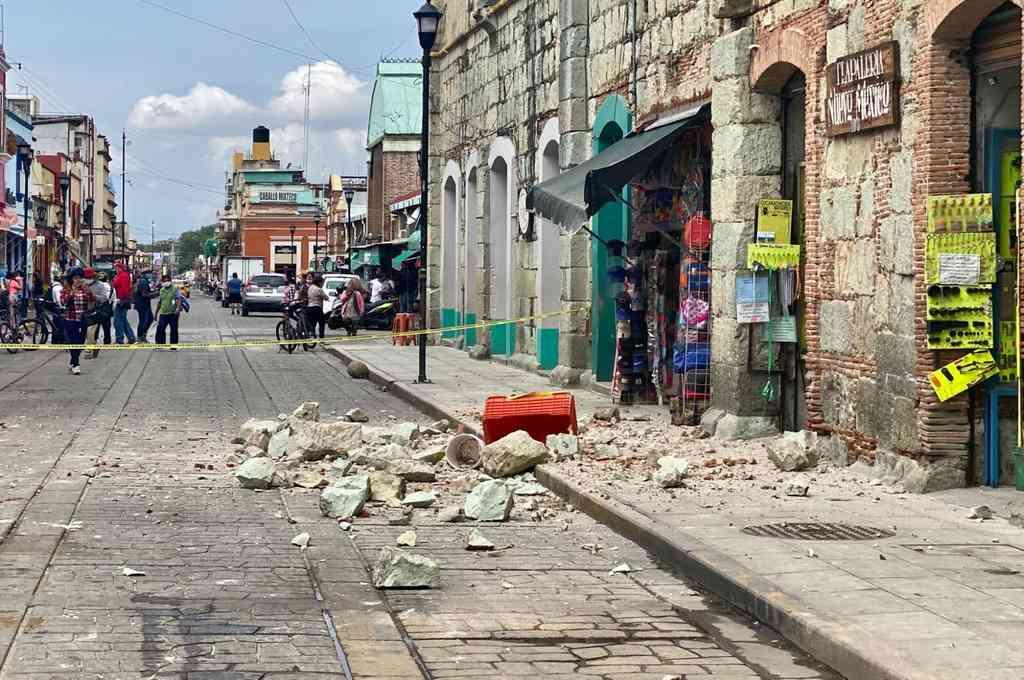 Van 2 mil 592 réplicas del sismo magnitud 7.4 ocurrido en Oaxaca