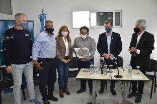 La secretaría de deportes presentó sus programas y el proba en San Javier