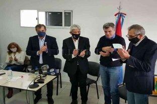 Provincia firmó acuerdos por refuerzo alimentario y servicios de niñez en San Javier y Garay