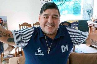 Maradona saludó a Messi por su cumpleaños un minuto antes de la medianoche