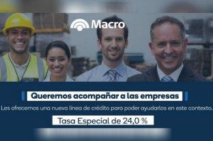 Banco Macro, líder en créditos para Pymes y transformación digital