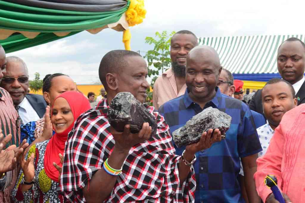 Nuevo multimillonario en Tanzania God Bless, Saniniu Laizer. Crédito: Twitter