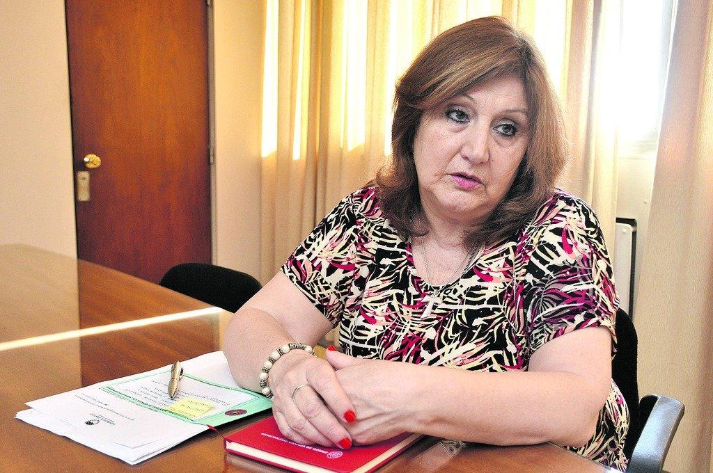 La ministra Adriana Cantero Crédito: Archivo/Flavio Raina