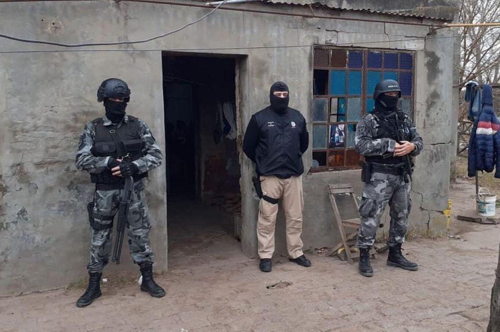 Se investigan cinco casos, cuyas víctimas residen en los departamentos Castellanos y Las Colonias.  Crédito: Archivo