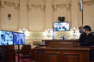 """El Bloque de Senadores de la UCR apoyó el proyecto de adhesión a la ley Nacional de ART """"adaptado a nuestra provincia"""""""