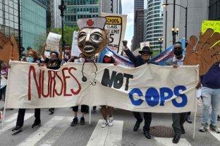 Efecto George Floyd: el Distrito Escolar de Oakland eliminará su departamento de Policía