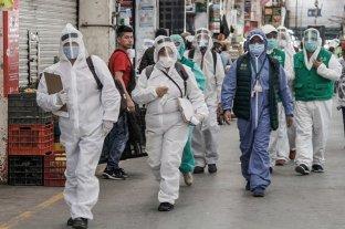 México roza los 257.000 contagios por Covid-19