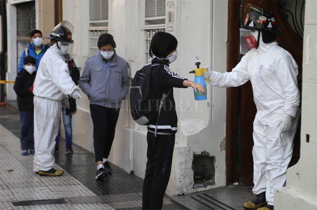 Coronavirus en Argentina: ascienden a 1.192 los fallecidos