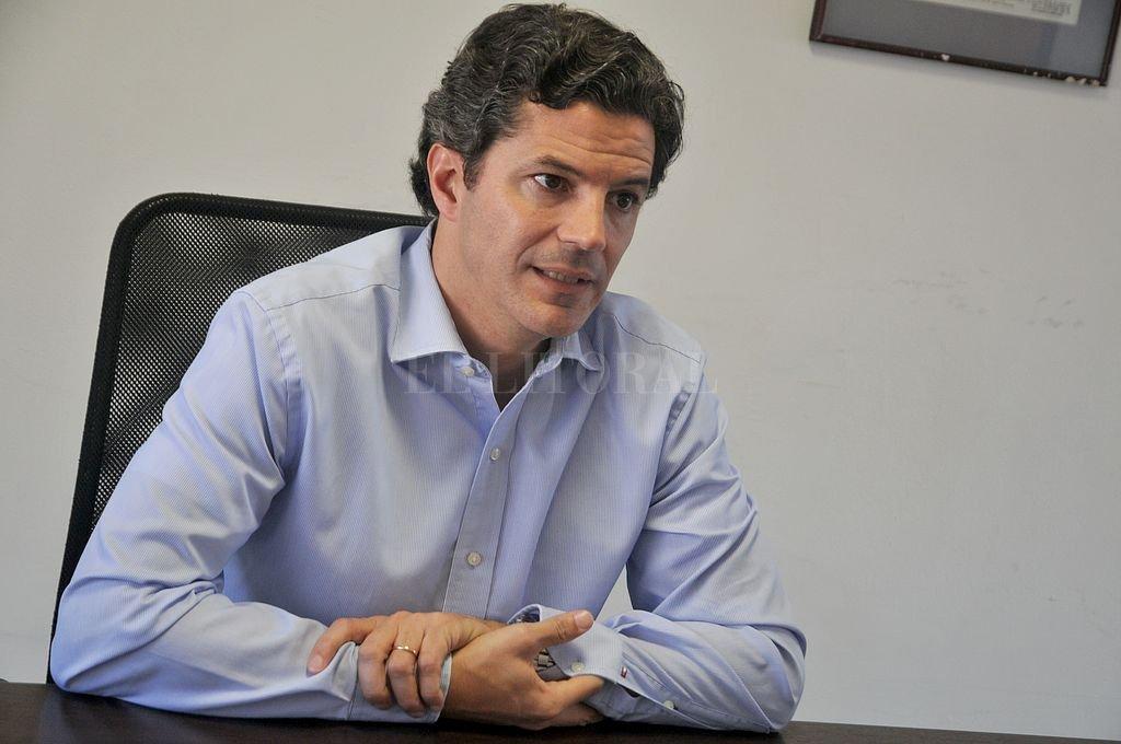 El diputado nacional Luciano Laspina. Crédito: Archivo El Litoral