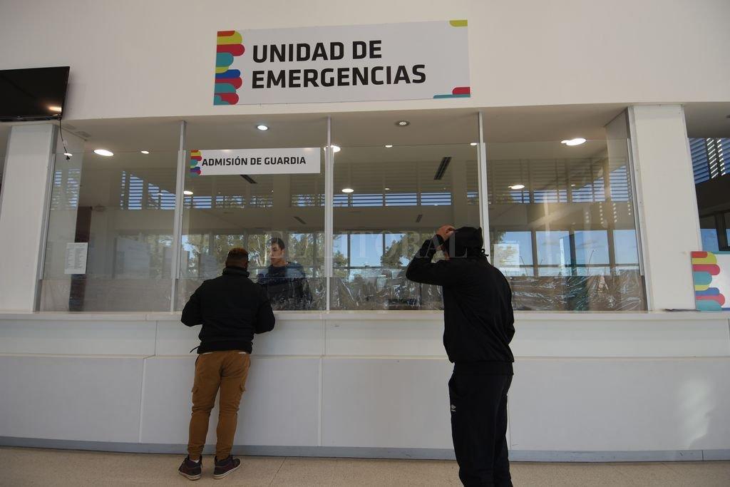 El hombre de 33 años falleció en el Hospital Iturraspe. Crédito: Manuel Fabatia