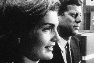 """Los políticos bajo el ojo de la cámara - """"Primarias"""", sobre la campaña electoral de J.F. Kennedy.  -"""