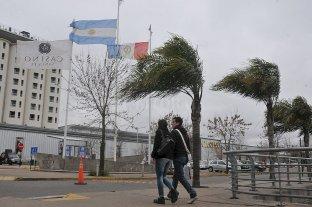 Alerta por vientos con ráfagas para Santa Fe
