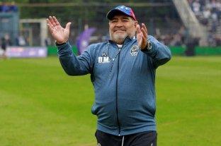 """Maradona recordó la conquista del título en el mundial de México 86: """"muy orgulloso"""""""