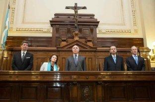 Las provincias plantearon limitar el tipo de causas que llegan a la Corte Suprema -  -