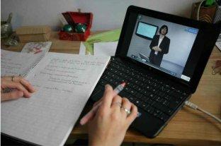 Enseñanza a distancia: se promulgó la modificación a la ley de Educación