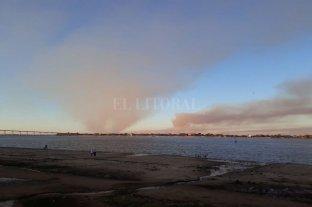 Abogados ambientalistas demandan a Entre Ríos por los incendios en el Delta