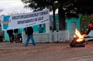 """Grave conflicto gremial en la comuna de """"El Nochero"""""""