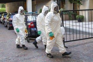 Confirmaron este miércoles 3 nuevas muertes por coronavirus en el país