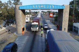 Coronavirus en San Luis: otros dos camioneros ingresaron a la provincia sin respetar los protocolos