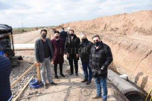 Funes: refuerzan el proyecto del Parque Industrial