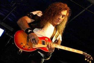 Murió el guitarrista Gady Pampillón