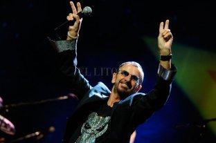 Ringo Starr brindará un concierto benéfico por streaming